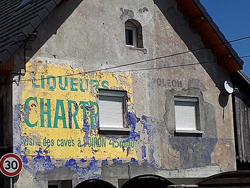 Chartreuse liqueur