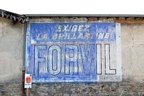 Brillantine Forvil