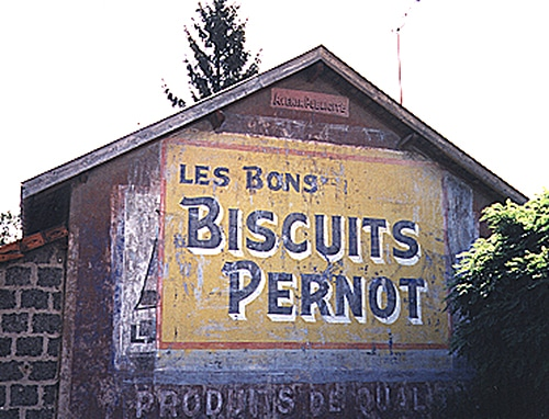 Biscuits Pernot