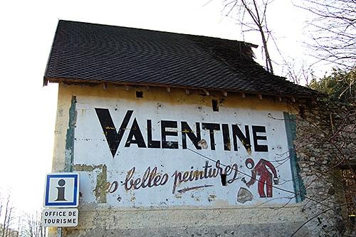 Peinture Valentine