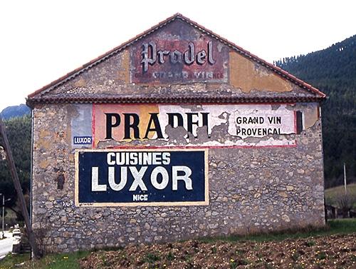 Pradel vin provençal