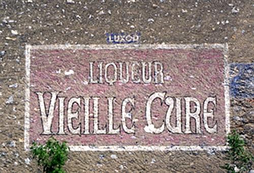 liqueur vieille cure