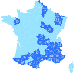 reclames en France